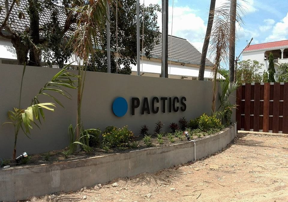 A Factory Fit for Pactics People